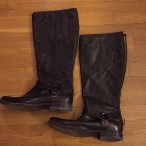 """""""Phillip Harness Tall"""" Frye Boots"""
